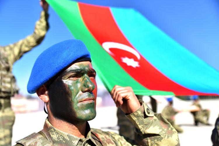 Azərbaycan hərbçiləri İspartada keçirilən kursu uğurla bitirib -  Türkiyə MN