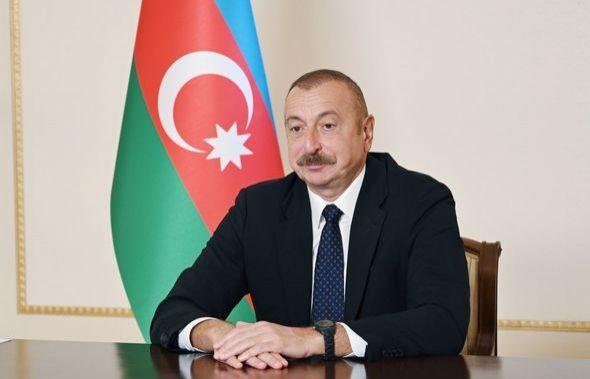 İlham Əliyev Dünya İqtisadi Forumunun prezidenti ilə görüşüb -  Yenilənib