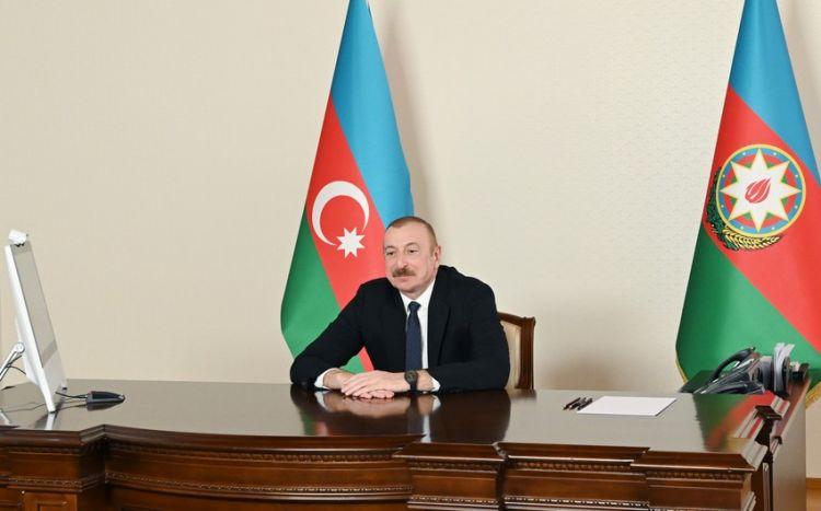 İlham Əliyev Dünya İqtisadi Forumunun prezidentini  Azərbaycana dəvət etdi