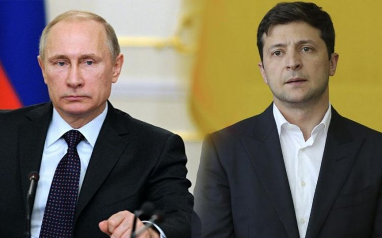 Qərb Ukraynanı yenə tək qoydu: Zelenski-Putin görüşündən gözləntilər...