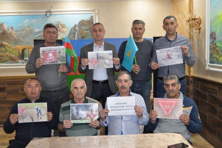 Bu ölkələrdəki diaspor təşkilatları beynəlxalq qurumlardan Ermənistanla bağlı cavab tələb edir