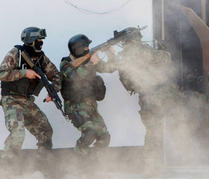 Qırğız xüsusi təyinatlıları Tacikistanın sərhəd postunu ələ keçirdi