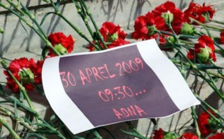 ADNA-da törədilən terror aktından 12 il ötür