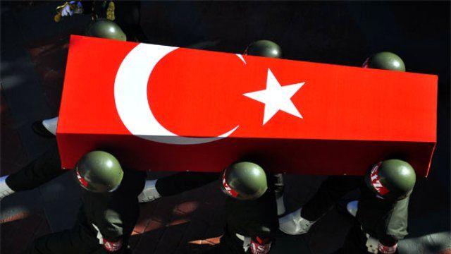İraqın şimalında Türkiyənin iki hərbçisi şəhid olub
