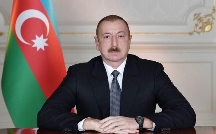 Azərbaycan Prezidenti israilli həmkarına başsağlığı verib