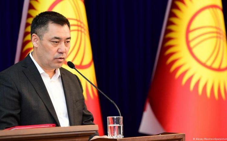 Qırğızıstan prezidenti ölkənin ərazi bütövlüyünə təhlükə haqqında danışıb