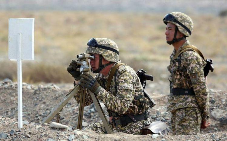 Qırğızıstan və Tacikistan qoşunları  sərhəddən geri çəkildi