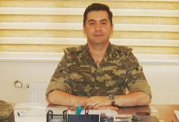 Sabiq icra başçısı oğlunun şəhid olduğu yerə getdi -  FOTO