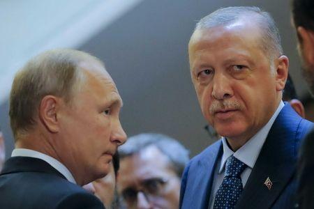 Ərdoğanla Putin Qara dəniz uğrunda mübarizə aparır -  Yaponiya nəşri