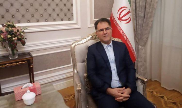 İrandan Qarabağdakı qalmaqallı görüntülərlə bağlı açıqlama -  VİDEO
