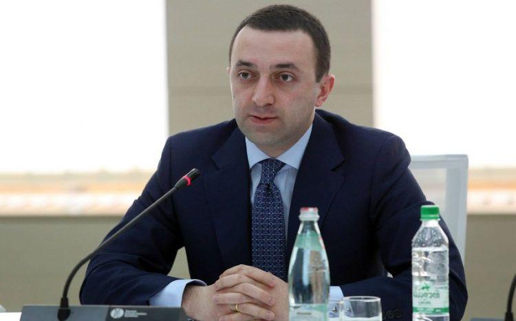 Gürcüstanın baş naziri saban Azərbaycana gəlir