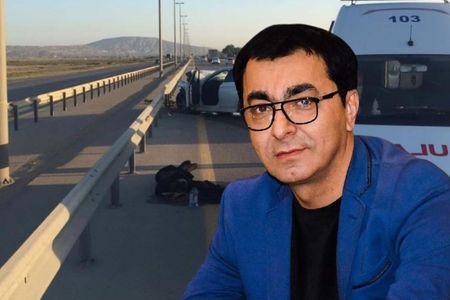 Aslan Hüseynovun avtomobilində təhlükəsizlik yastıqları niyə açılmayıb? - VİDEO
