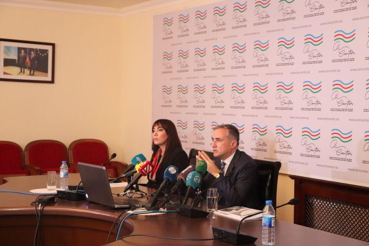 BMTM Ermənistanda Azərbaycanafobiyaya dair hazırladığı hesabatı təqdim edib