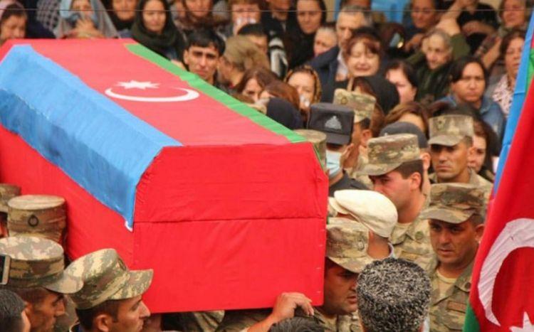 Vətən müharibəsində itkin düşmüş zabitimizin nəşi tapılıb -  FOTO