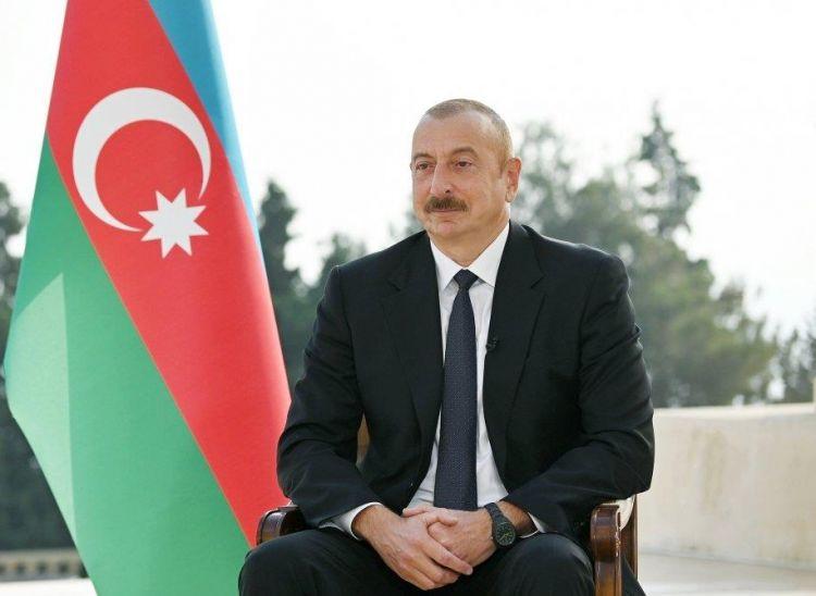 """İlham Əliyevin açıqlaması """"Twitter""""də rekord qırdı -  Azərbaycana dünyadan dəstək - VİDEO"""