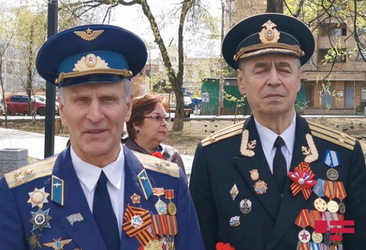 """Rusiya veteranları: """"Postsovet məkanında Njdenin adını əbədiləşdirən heç nə olmamalıdır"""""""
