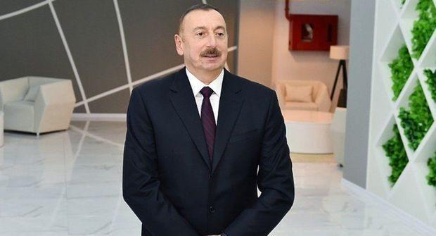 Prezident Naxçıvanda Beynəlxalq Hava Limanının yeni uçuş-enmə zolağının təqdimatında iştirak edib -  Yenilənib