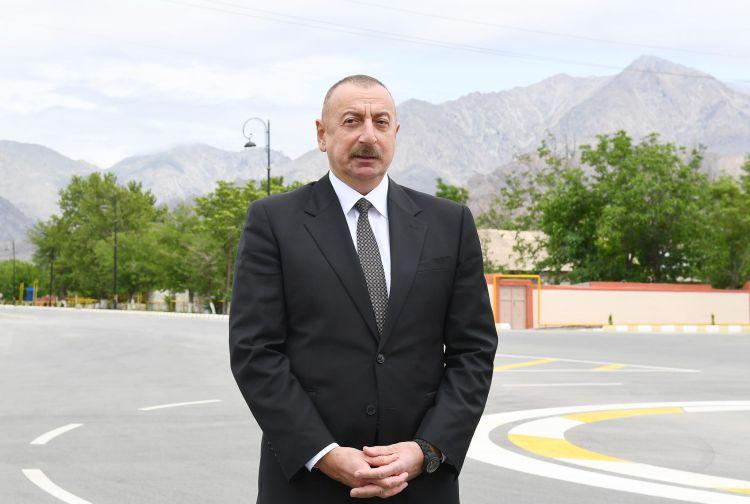 Prezident İlham Əliyev Azərbaycan Televiziyasına müsahibə verib -  Yenilənib