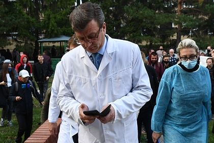 Rusiyada 3 gün əvvəl itkin düşmüş nazir tapıldı