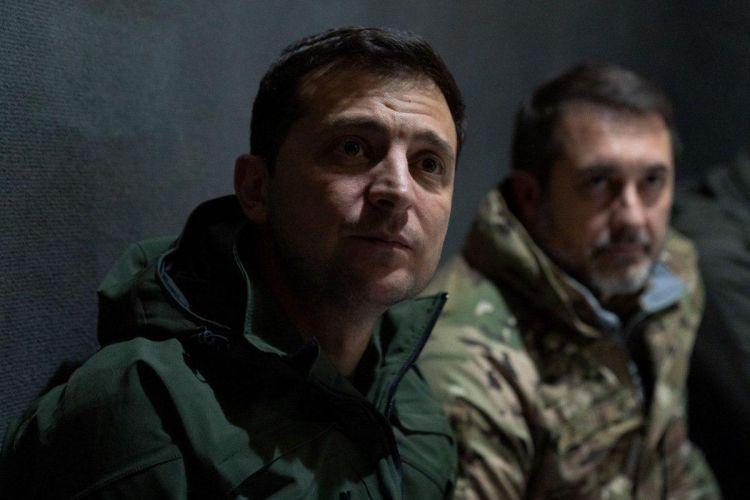 Donbasda eskalasiya dünya savaşına çevriləcək -  Zelenski