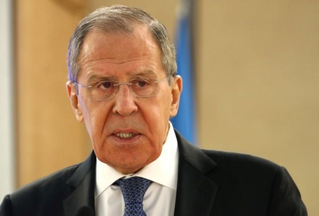 """Lavrov: """"Razılaşmaları tam həyata keçirmək vacibdir"""""""