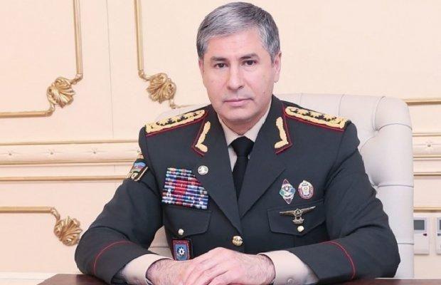 Vilayət Eyvazov polis kapitanını rəis müavini təyin etdi