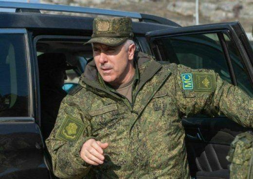 General Muradov Xankəndi ermənisinin evinə niyə getdi? -  FOTO