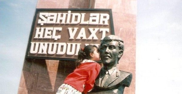 Nehrəmli şəhidin anım günüdür -  VİDEO