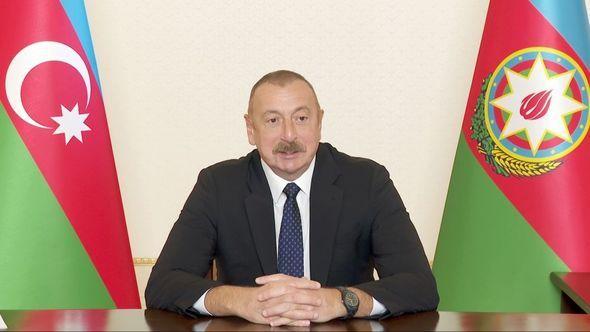 """Prezident İlham Əliyev:  """"""""Xarıbülbül"""" festivalı Şuşada hər il keçiriləcək"""""""