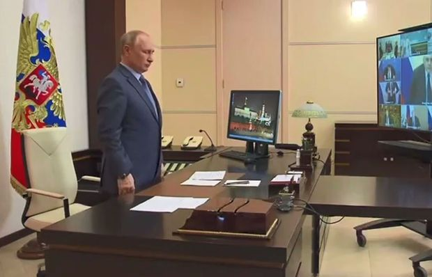 Putin Kazan faciəsi ilə bağlı danışdı -  VİDEO