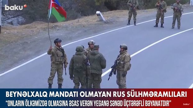Rusiya sülhməramlılarının mənfi və müsbət tərəfləri nədir? -  VİDEO