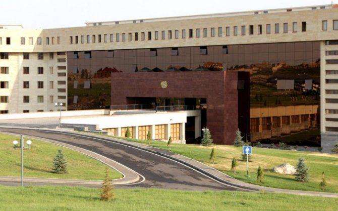 Zəngəzurdakı danışıqlarla bağlı Ermənistan MN-dən açıqlama