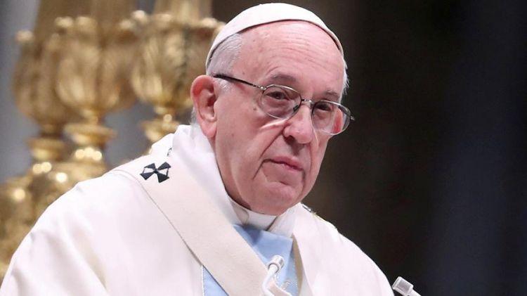 """Roma Papası çağırış etdi - """"Uşaqların ölməsi dəhşətlidir..."""""""