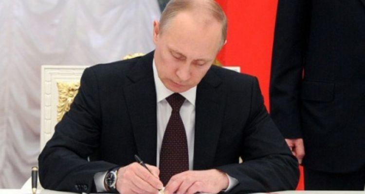 Putin Ədalət Hacıyevi mükafatlandırdı -  FOTO