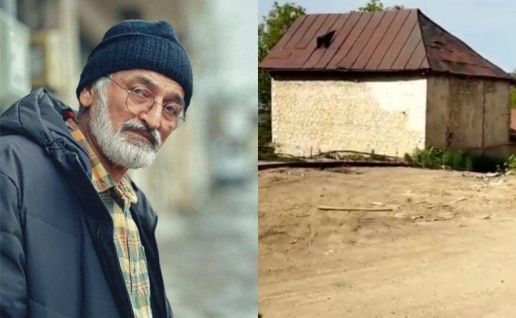 Xalq artisti 29 il sonra Şuşadakı evində -  VİDEO