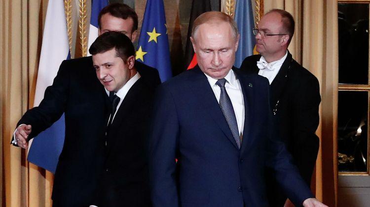 Zelenskinin bu hərəkəti Putini qəzəbləndirdi