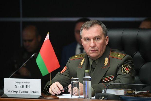 Belarusun müdafiə naziri Azərbaycanda rəsmi səfərdir