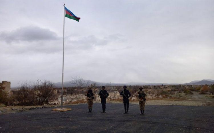 İşğaldan azad olunmuş ərazilərə keçmək istəyən 6 nəfər saxlanılıb