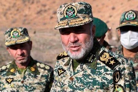 İranlı generallar İrəvana gəldi