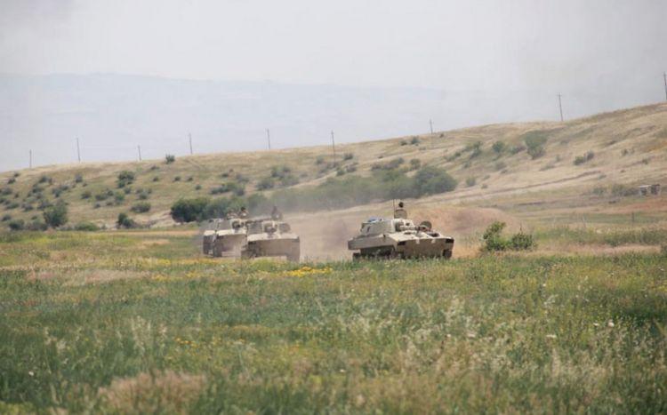 Azərbaycan Ordusunun təlimləri başa çatıb
