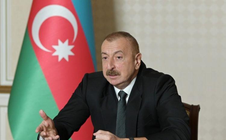 İlham Əliyev Qarabağda yaşayan  ermənilərin sayını açıqladı