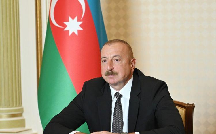 """""""Azərbaycan Ağ Evin yeni administrasiyası ilə yaxından işləyir"""" -  Prezident"""