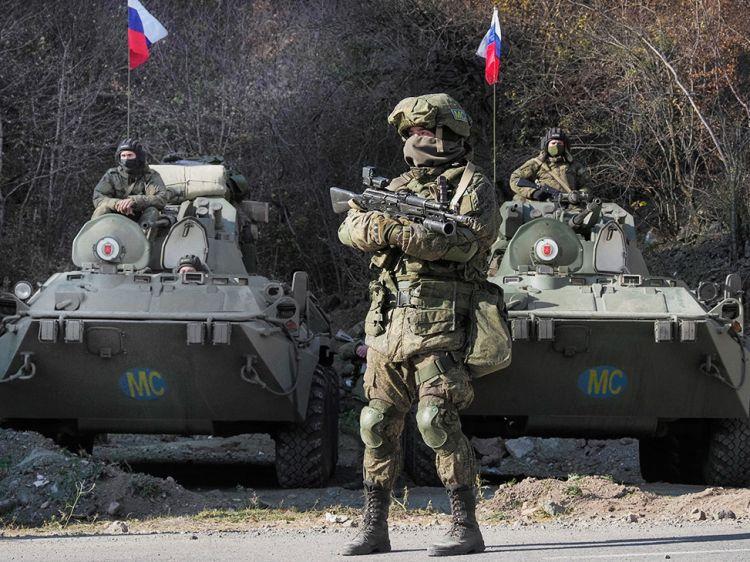 Ermənistanda Rusiya qoşunlarının Zəngəzurda yerləşdirilməsi təklif olunub