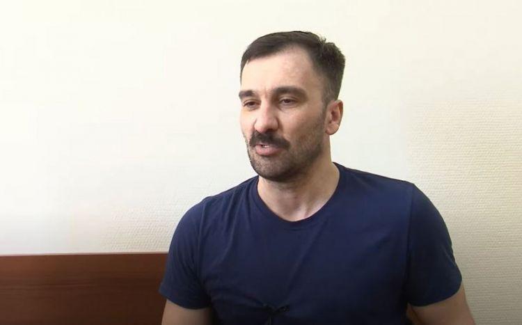 İŞİD-in tərkibində vuruşmuş azərbaycanlı həbs edildi -  VİDEO