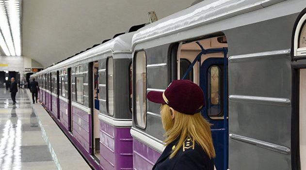 Metronun fəaliyyəti bərpa olunur
