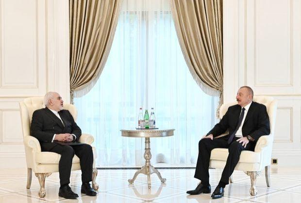 İlham Əliyev İranın xarici işlər nazirini qəbul etdi -  YENİLƏNİB