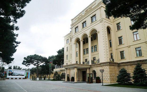 Ermənistan atəşkəsi pozdu -  RƏSMİ