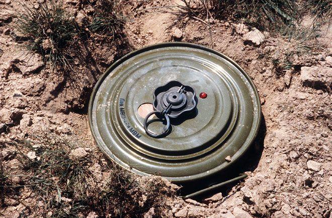 Azad edilmiş ərazilərə təkrar keçən  20 nəfər minaya düşərək ölüb