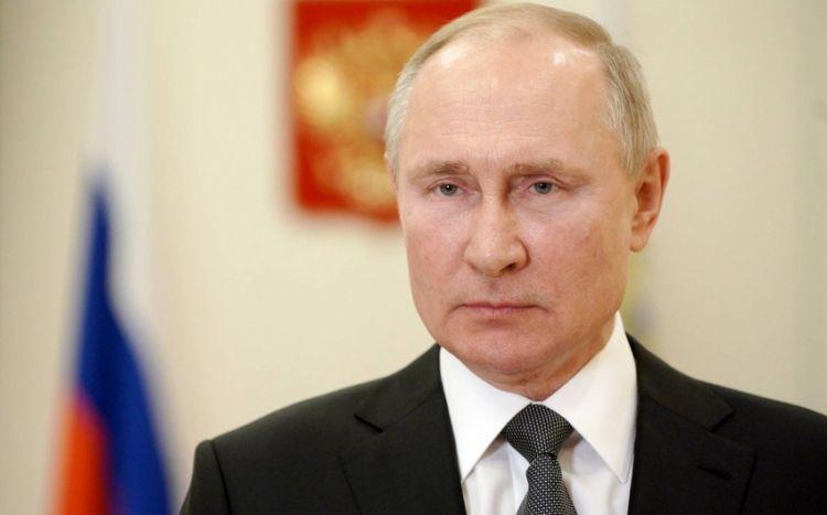 """Putin: """"Azərbaycan yüksək nüfuz qazanıb"""""""
