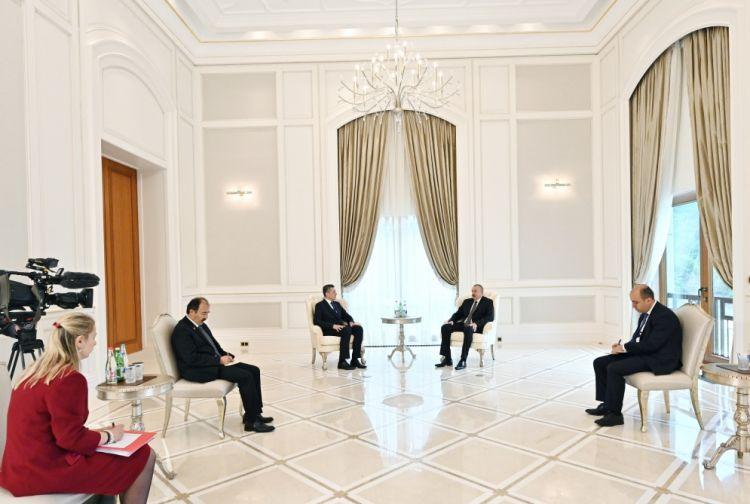 Azərbaycan Prezidenti:  Biz tariximizi olduğu kimi təqdim etməliyik